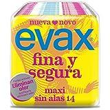 Evax - Compresas finas y seguras - Maxi - 14 unidades