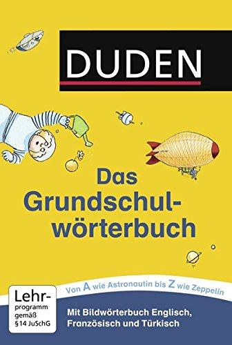 Duden - Das Grundschulwörterbuch - Trainingspaket zum Downloaden: Arbeitsblätter, Lernspiele und Co. (Duden - Grundschulwörterbücher)