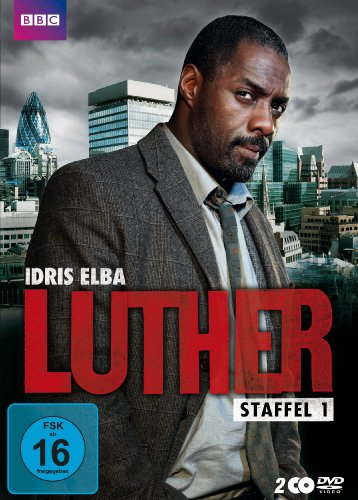Luther - Staffel 1 [2 DVDs] Castle Court Castle