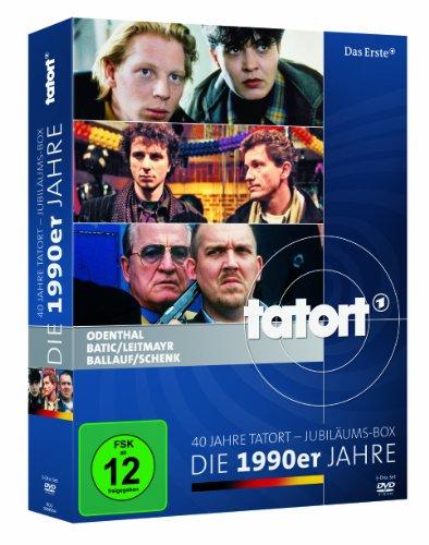Tatort - Die 1990er Jahre (3 DVDs)