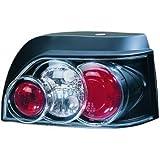in.pro. 4412195 HD Rückleuchten Renault Clio, Baujahr: 90-98, klar-schwarz