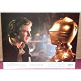Film Memorabilia: Star Wars Episode Vi Return Of The Jedi: Set Of 8 Us Numberd Lobby Cards