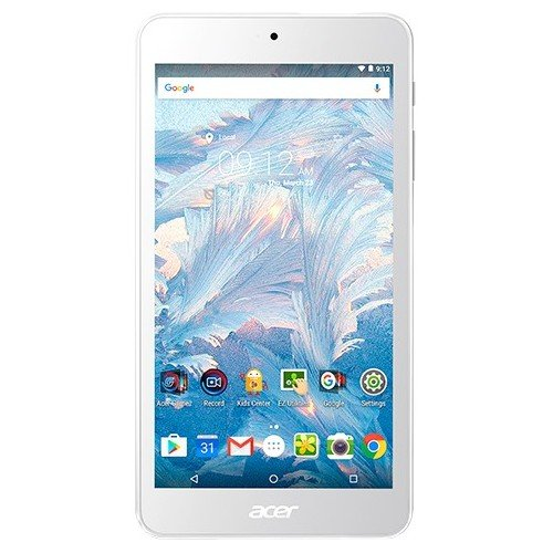 Acer ICONIA B1-790-K732 7-Inch Tablet - (White) (MediaTek Cortex A53 MT8163, 1 GB RAM, 16 GB eMMC, Android 6.0)
