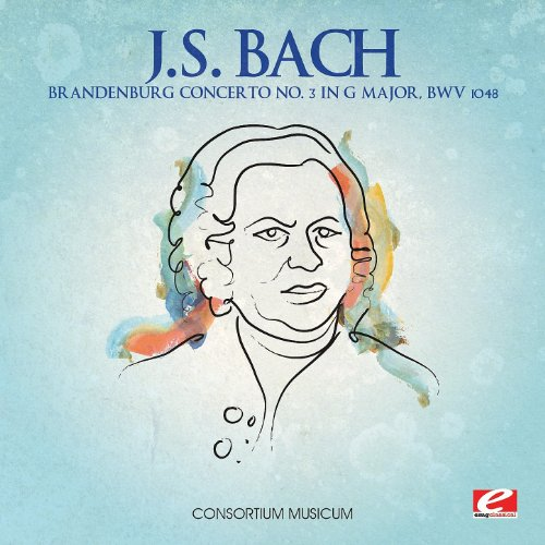 Brandenburg Concerto No. 3 in ...