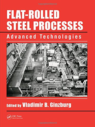 Flat-Rolled Steel Processes: Advanced Technologies