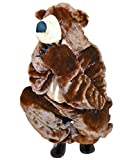 Braunbär-Kostüm, F67/00 Gr. L, Bären-Faschingskostüm, für Fasching Karneval Fasnacht, Karnevals-Kostüme für Männer und Frauen, Faschings-Kostüme, Fasnachts-Kostüme Tier-Kostüme, Geburtstags-Geschenk, Weihnachts-Geschenk