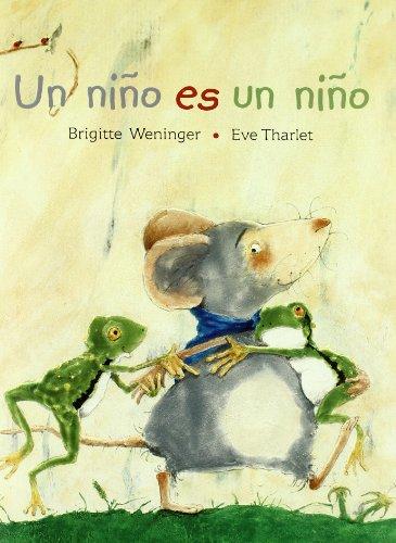 Un Niño Es Un Niño. Lecturas (Libros Ilustrados) - 9788431681418