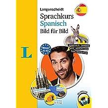 Langenscheidt Sprachkurs Spanisch Bild für Bild - Der visuelle Kurs für den leichten Einstieg (Langenscheidt Sprachkurs Bild für Bild)