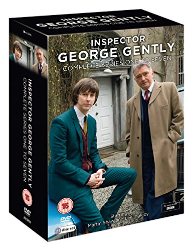 Inspector George Gently - Series 1-7 Complete (21 DVDs)