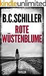 Rote W�stenblume: Thriller (German Ed...