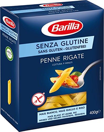 Barilla Penne Rigate Senza Glutine - 7 pezzi da 400 g [2800 g]