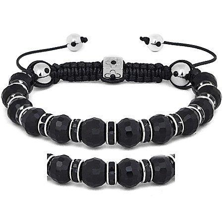 Hidden Gems (BWB40) Bracelet Macrame