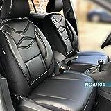 Kia Stonic D104 Housses de siège conducteur et passager à partir de 2017