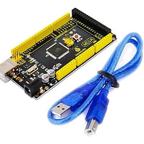 TUDIO 2560 R3 Panel de control,con línea USB