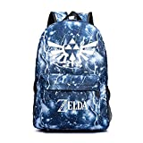 Anime Luminoso The Legend of Zelda Cosplay Bookbag School Bag Zaino School Bag