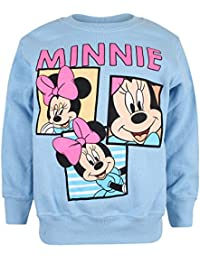 Disney Minnie Snaps, Sweat-Shirt Fille