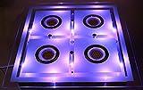 LED Deckenleuchte Leuchte Decken Lampe Farbwe...Vergleich
