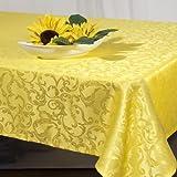 KAMACA Sommerlich frische Lotus-Effekt-Tischdecke