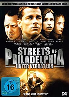 Streets of Philadelphia - Unter Verrätern
