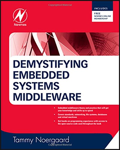 Demystifying Embedded Systems Middleware: Understanding File Systems, Databases, Virtual Machines, Networking and More! (Hardcover) [Pre-order 12-04-2020]