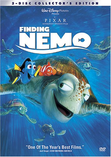 Click for larger image of Finding Nemo (2-Disc Collector's Edition)