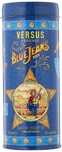 Versace Blue Jeans Men 75ml EDT Spray
