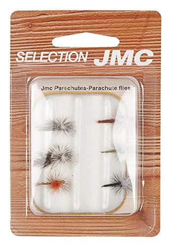 Jmc - Mouche De Charette - Selection Mouches De Peche Jmc Parachutes - Pack  De 6 c2489e6a5eb
