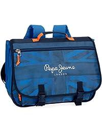Preisvergleich für Schultasche Pepe Jeans Fabio Blau