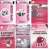 IGNOU GPH Help Books Guides Combo of M.COM (IBO) IBO1 | IBO2 | IBO3 | IBO4 | IBO5 | IBO6 in English Medium-First year guide books by Expert Panel of Gullybaba Publications House(GPH)