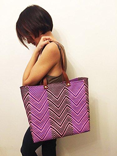 mexican-bag-borsa-messicana-plastic-bag-handwoven-tote-market-bag-mexico-tote-bag-oaxacan-bag-handma