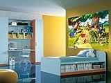 AG Design FTDNm5216 Papier Peint Photo Disney Motif Winnie l'ourson