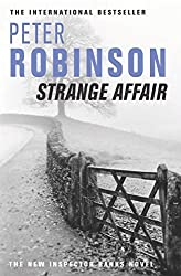 Strange Affair: The New Inspector Banks Novel (The Inspector Banks series) by Peter Robinson (2005-01-07)