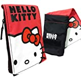 LOVE MY CASE / Apple iPhone 4 / 4S / 3GS / 3G / Stylish Cute Red Hello Kitty Pouch / NEW