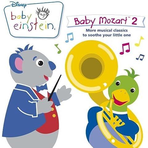 Baby Mozart 2 by The Baby Einstein Music Box Orchestra (2008-08-03)