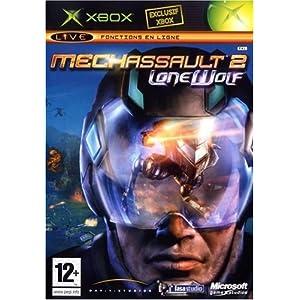 Mechassault 2 LoneWolf – Xbox