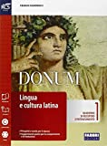 Donum quaderno. Openbook-Extrakit-Quaderno. Per le Scuole superiori. Con e-book. Con espansione online: 1