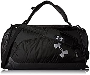 Under Armour Storm Contain 3.0 Backpack Duffle Bag One Size Black 1