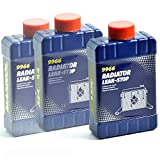 3 x MANNOL Kühler-Dichtmittel Kühlwasser Additiv 325ml