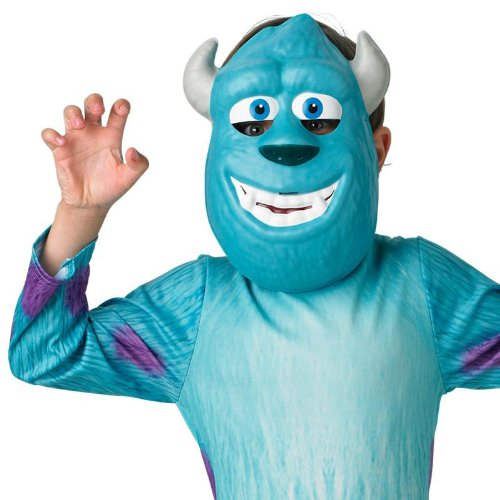 Disney Monster University Kinder Maske Sully zu Karneval - Disney Sulley Kostüm