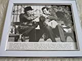 Hopscotch Walter matthau Cinema lobby card Framed Press photo