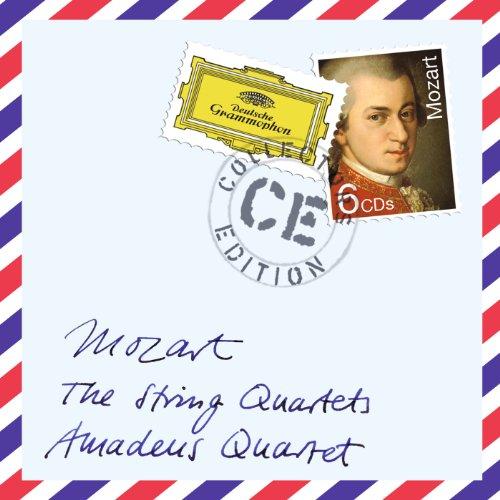 "Mozart: String Quartet No.22 in B flat, K.589 ""Prussian No.2"" - 1. Allegro"