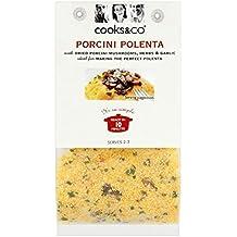 Cooks & Co Porcini 150g De Polenta (Paquete de 6)