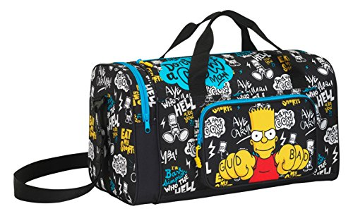 Safta Simpsons 711605023 Kindersporttasche