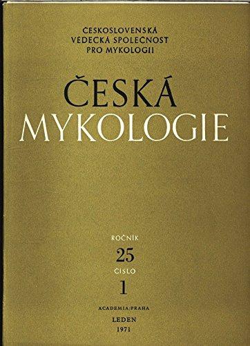 Beitrag zur Kenntnis der selteneren Inocybe-Arten, in: CESKA MYKOLOGIE, Rocnik 25, Cislo 1.