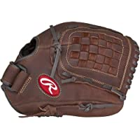 "Rawlings P120BFL-6/0 Right-Hand Baseball Glove Campo Interno 30,5 cm (12"") - Guantes de béisbol (Right-Hand Baseball Glove, Campo Interno, 30,5 cm (12""), Adulto, Marrón)"
