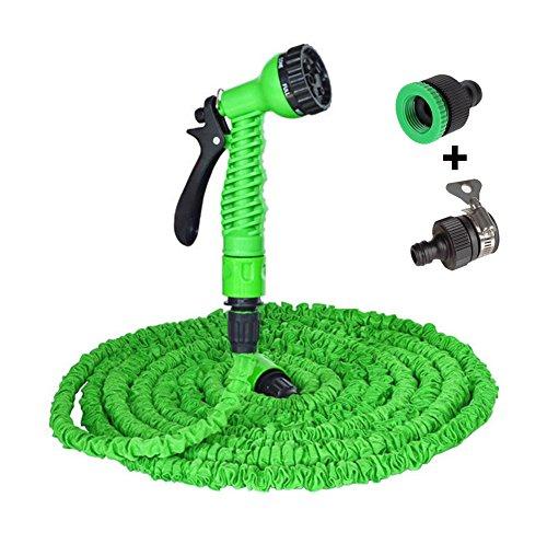 Demarkt flexibler Gartenschlauch flexiSchlauch 100FT 30 m (grün x 100FT)