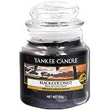 Yankee Candle 1254005E Black Coconut Kleines Jar