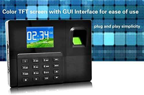 Business card scanners scanners computers and accessories mobilefdl 28 tft backup battery fingerprint attendance system time clock support tcpip usb flash drive download usb communication reheart Gallery