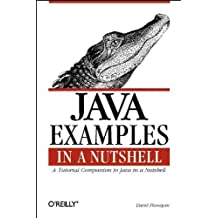 Java Examples in a Nutshell: A Companion Volume to Java in a Nutshell (In a Nutshell (O'Reilly)) by David Flanagan (1997-09-11)