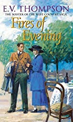 Fires Of Evening: Number 8 in series (Retallick Saga) by Thompson, E. V. (2010) Paperback
